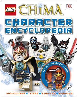 Image for LEGO Legends of Chima: Character Encyclopedia