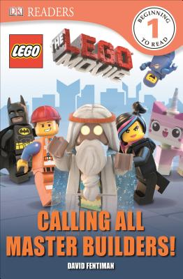 Image for DK Readers L1: The LEGO Movie: Calling All Master Builders! (DK Readers Level 1)