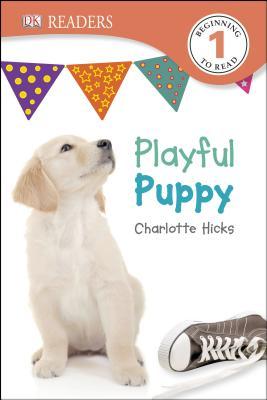 Image for DK Readers L1: Playful Puppy (DK Readers Level 1)