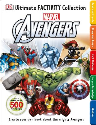 Image for Ultimate Factivity Collection: Marvel The Avengers