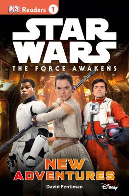 Image for New Adventures (Star Wars: The Force Awakens)