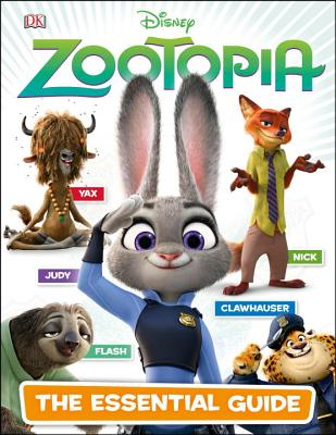 Image for Disney Zootopia: The Essential Guide
