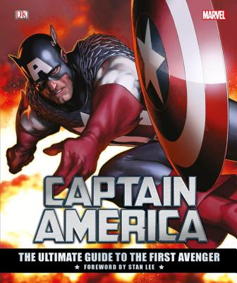 Image for Marvel's Captain America: The Ultimate Guide to the First Avenger
