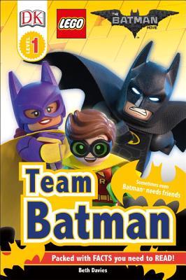 Image for DK Readers L1: THE LEGO® BATMAN MOVIE Team Batman: Sometimes Even Batman Needs Friends (DK Readers Level 1)