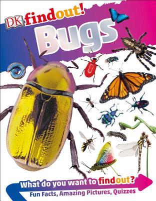 DK findout! Bugs, Andrea Mills