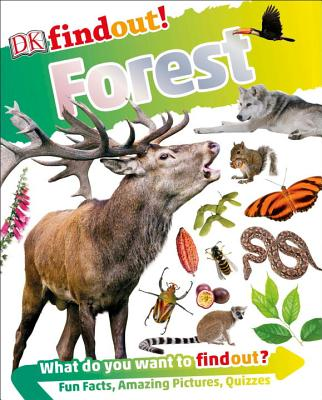 Image for DK findout! Forest