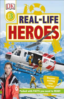 Image for DK Readers L3: Real-Life Heroes