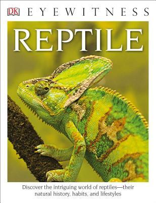 DK Eyewitness Books: Reptile, DK