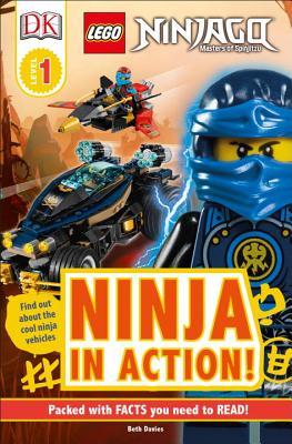 Image for LEGO NINJAGO: Ninja in Action (DK Readers Level 1)
