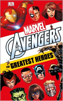 Image for Marvel Avengers: The Greatest Heroes