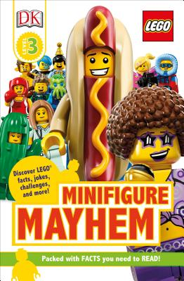 Image for DK Readers Level 3: LEGO Minifigure Mayhem: Discover LEGO facts, jokes, challenges, and more! (DK Readers Level 1)