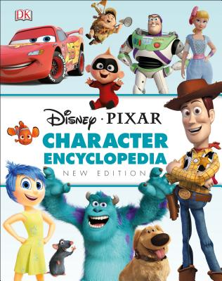Image for Disney Pixar Character Encyclopedia New Edition