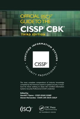 Image for Official (ISC)2 Guide to the CISSP CBK, Third Edition ((ISC)2 Press)