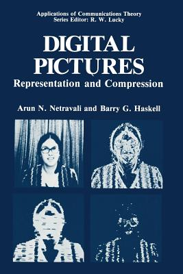 Image for Digital Pictures: Representation and Compression (Applications of Communications Theory)