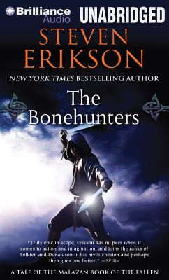 Image for The Bonehunters (Malazan Book of the Fallen Series)
