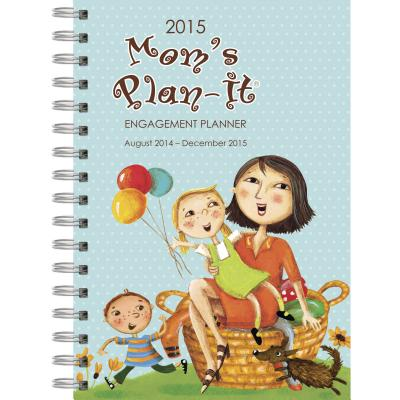 Image for Mom's Plan-It 2015 Calendar