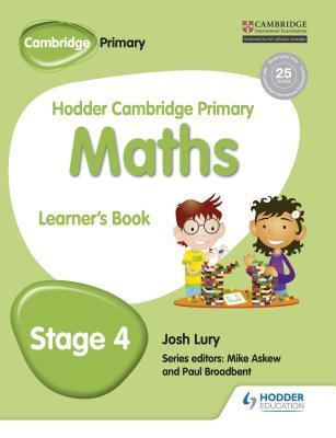 Hodder Cambridge Primary Maths Learner's Book 4, Lury, Josh