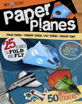 Image for Paper Planes (Boy Create) (Boy Stuff)