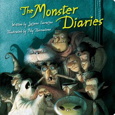 Image for The Monster Diaries (Meadowside PIC Board)