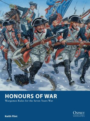 Image for Honours of War Wargames Rules for the Seven Years War