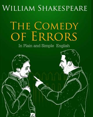 Image for Comedy of Errors in Plain and Simple English