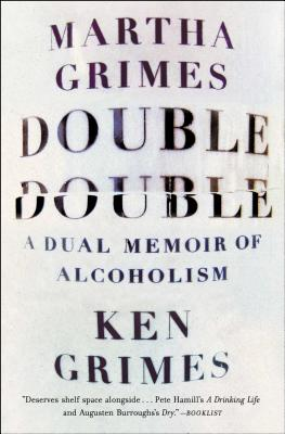 Image for DOUBLE DOUBLE: A Dual Memoir of Alcoholism