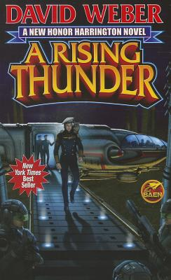 Image for A Rising Thunder (13) (Honor Harrington)