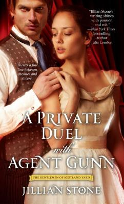 A Private Duel with Agent Gunn, Stone, Jillian