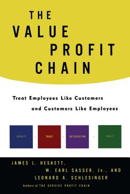 Image for The Value Profit Chain: Treat Employees Like Customers and Customers Like Employees