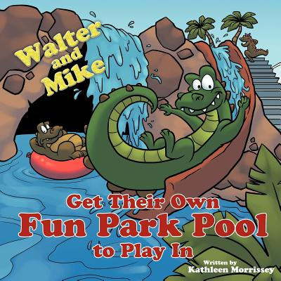 Walter and Mike Get Their Own Fun Park Pool to Play In