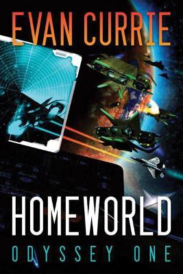 Homeworld  (Odyssey One), Currie, Evan