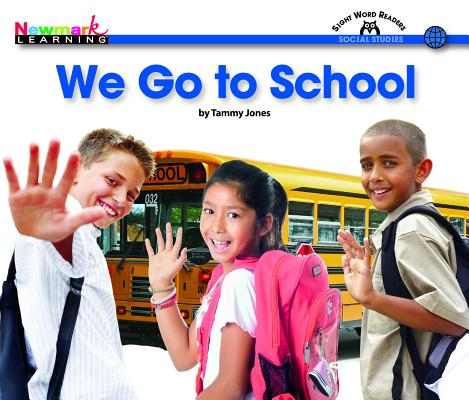 Image for We Go to School Lap Book (Sight Word Readers)