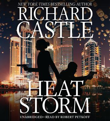 Image for Heat Storm (Nikki Heat (9))