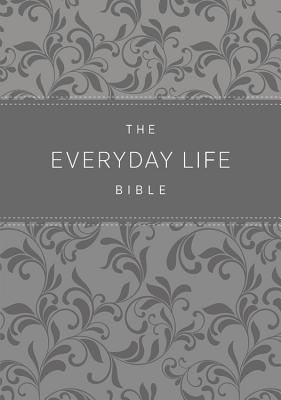 "Image for ""''Amplified Everyday Life Bible: The Power Of God's Word For Everyday Living, Imitation Leather, pewte''"""