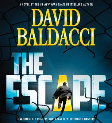 Image for The Escape (John Puller Series)