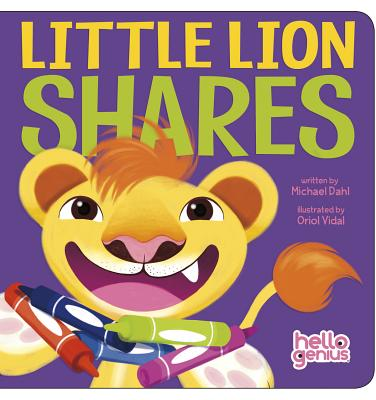 Image for Little Lion Shares (Hello Genius)