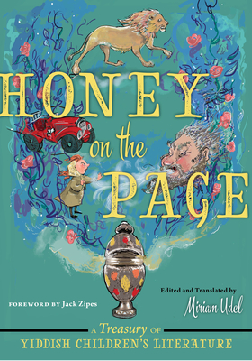 Image for Honey on the Page: A Treasury of Yiddish Children's Literature