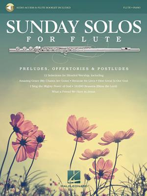 Image for Sunday Solos for Flute: Preludes, Offertories & Postludes