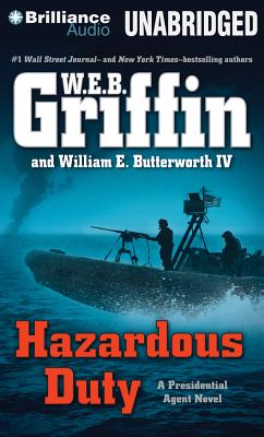 Image for Hazardous Duty (Presidential Agent Series)