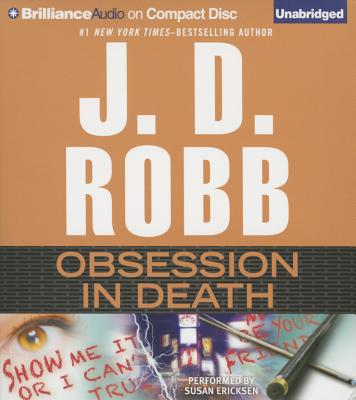 Image for Obsession in Death (In Death Series)