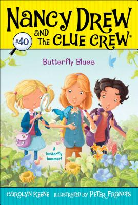 Image for Butterfly Blues (40) (Nancy Drew and the Clue Crew)