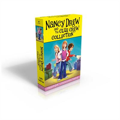 Image for The Nancy Drew and the Clue Crew Collection: Sleepover Sleuths; Scream for Ice Cream; Pony Problems; The Cinderella Ballet Mystery; Case of the Sneaky Snowman