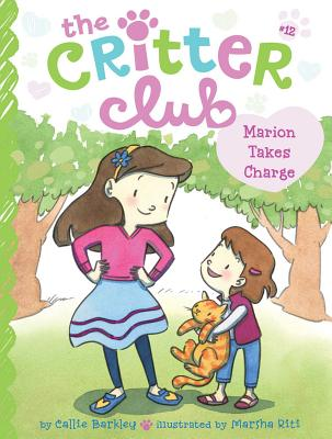 Marion Takes Charge (The Critter Club), Barkley, Callie