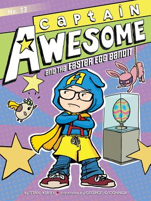 Image for 13 Captain Awesome and the Easter Egg Bandit (Captain Aweson)