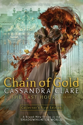 Image for CHAIN OF GOLD (Last Hours 1)