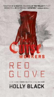 Image for RED GLOVE ( THE CURSE WORKERS #2 )