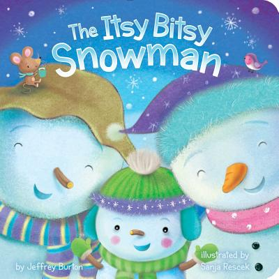 Image for The Itsy Bitsy Snowman