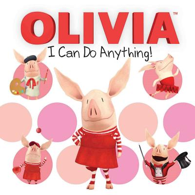 I Can Do Anything! (Olivia TV Tie-in), Shaw, Natalie