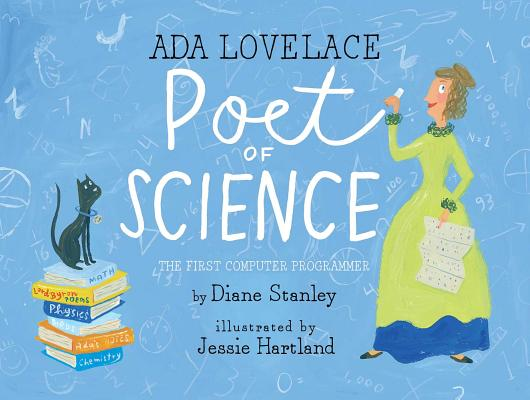 Image for Ada Lovelace, Poet of Science: The First Computer Programmer