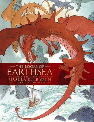 Image for The Books of Earthsea: The Complete Illustrated Edition (Earthsea Cycle)